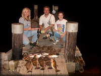 Bowfishing with deep south charters