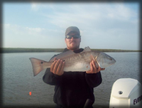 Inshore fishing with deep south charters